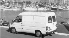 Ford Transit story 1965-2010 in 184 immagini - Immagine: 12