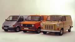 Ford Transit story 1965-2010 in 184 immagini - Immagine: 21
