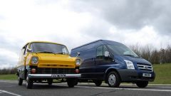 Ford Transit story 1965-2010 in 184 immagini - Immagine: 88