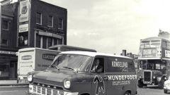 Ford Transit story 1965-2010 in 184 immagini - Immagine: 97