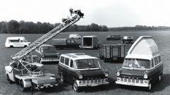 Ford Transit story 1965-2010 in 184 immagini - Immagine: 98