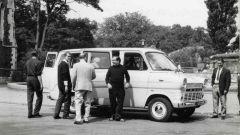 Ford Transit story 1965-2010 in 184 immagini - Immagine: 112