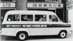 Ford Transit story 1965-2010 in 184 immagini - Immagine: 117