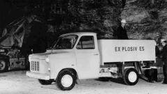 Ford Transit story 1965-2010 in 184 immagini - Immagine: 119