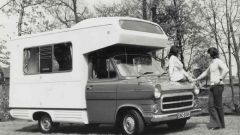 Ford Transit story 1965-2010 in 184 immagini - Immagine: 129