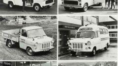 Ford Transit story 1965-2010 in 184 immagini - Immagine: 137