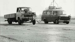 Ford Transit story 1965-2010 in 184 immagini - Immagine: 143