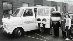 Ford Transit story 1965-2010 in 184 immagini - Immagine: 146