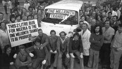 Ford Transit story 1965-2010 in 184 immagini - Immagine: 150