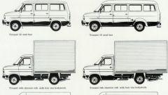 Ford Transit story 1965-2010 in 184 immagini - Immagine: 153