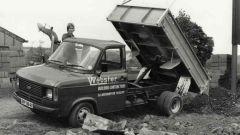 Ford Transit story 1965-2010 in 184 immagini - Immagine: 162