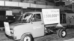 Ford Transit story 1965-2010 in 184 immagini - Immagine: 165
