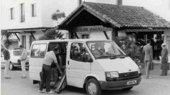 Ford Transit story 1965-2010 in 184 immagini - Immagine: 179