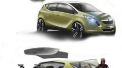 Opel Meriva 2011 - Immagine: 96