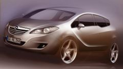 Opel Meriva 2011 - Immagine: 100