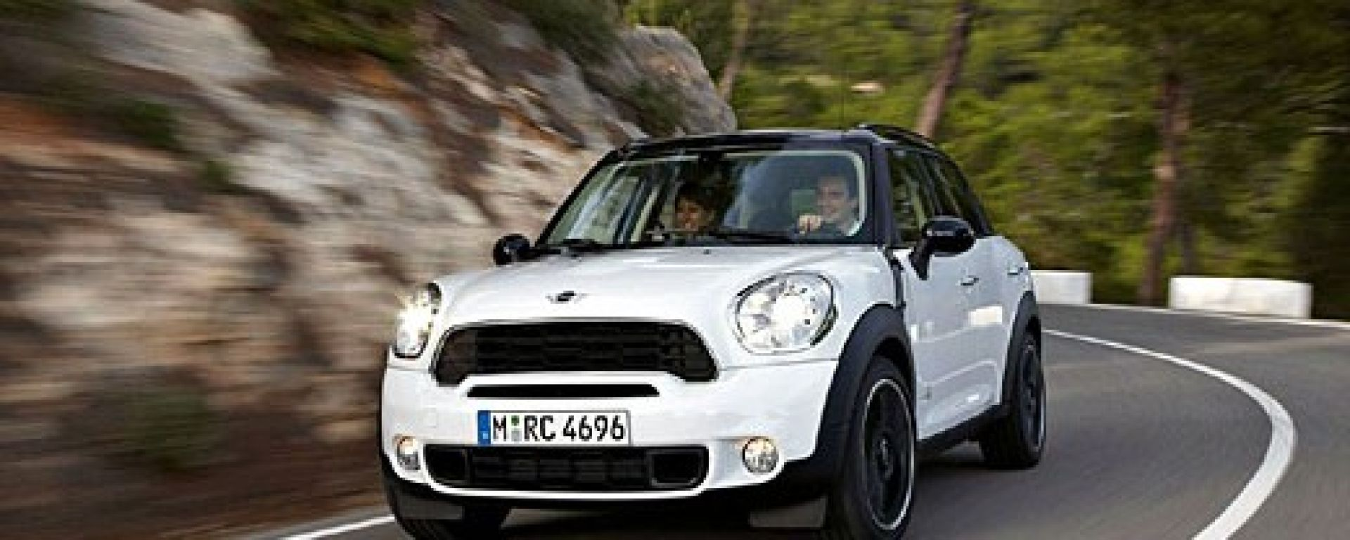 La Mini Countryman in pillole