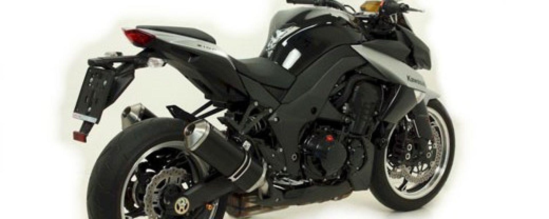 GIANNELLI: Kawasaki Z1000 a tutto gas