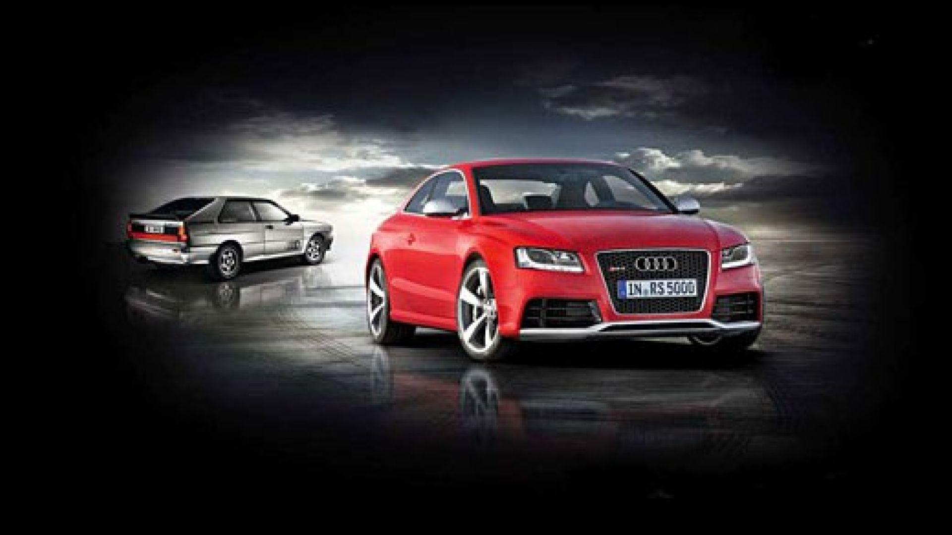 Immagine 0: Audi, la vera storia della quattro