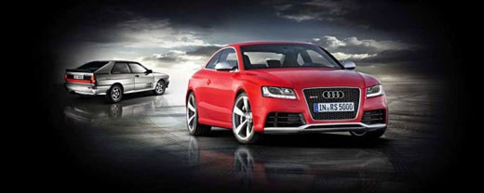 Audi, la vera storia della quattro