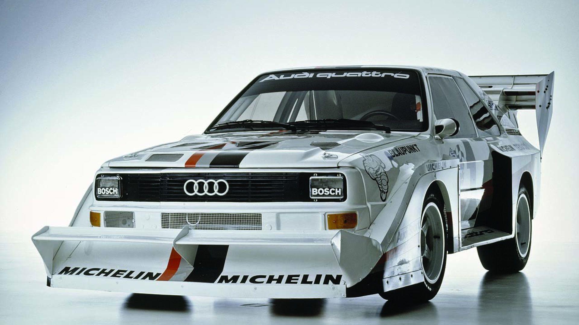 Immagine 26: Audi, la vera storia della quattro