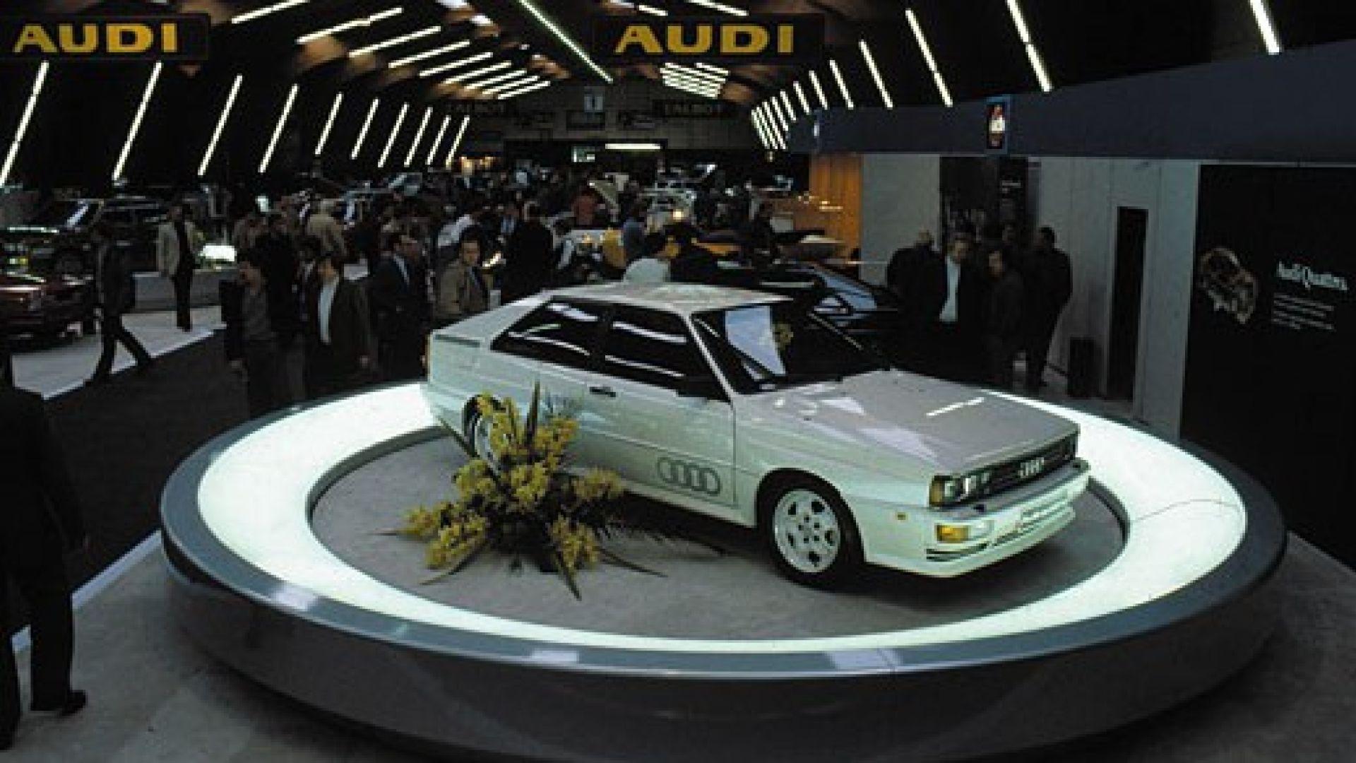 Immagine 28: Audi, la vera storia della quattro