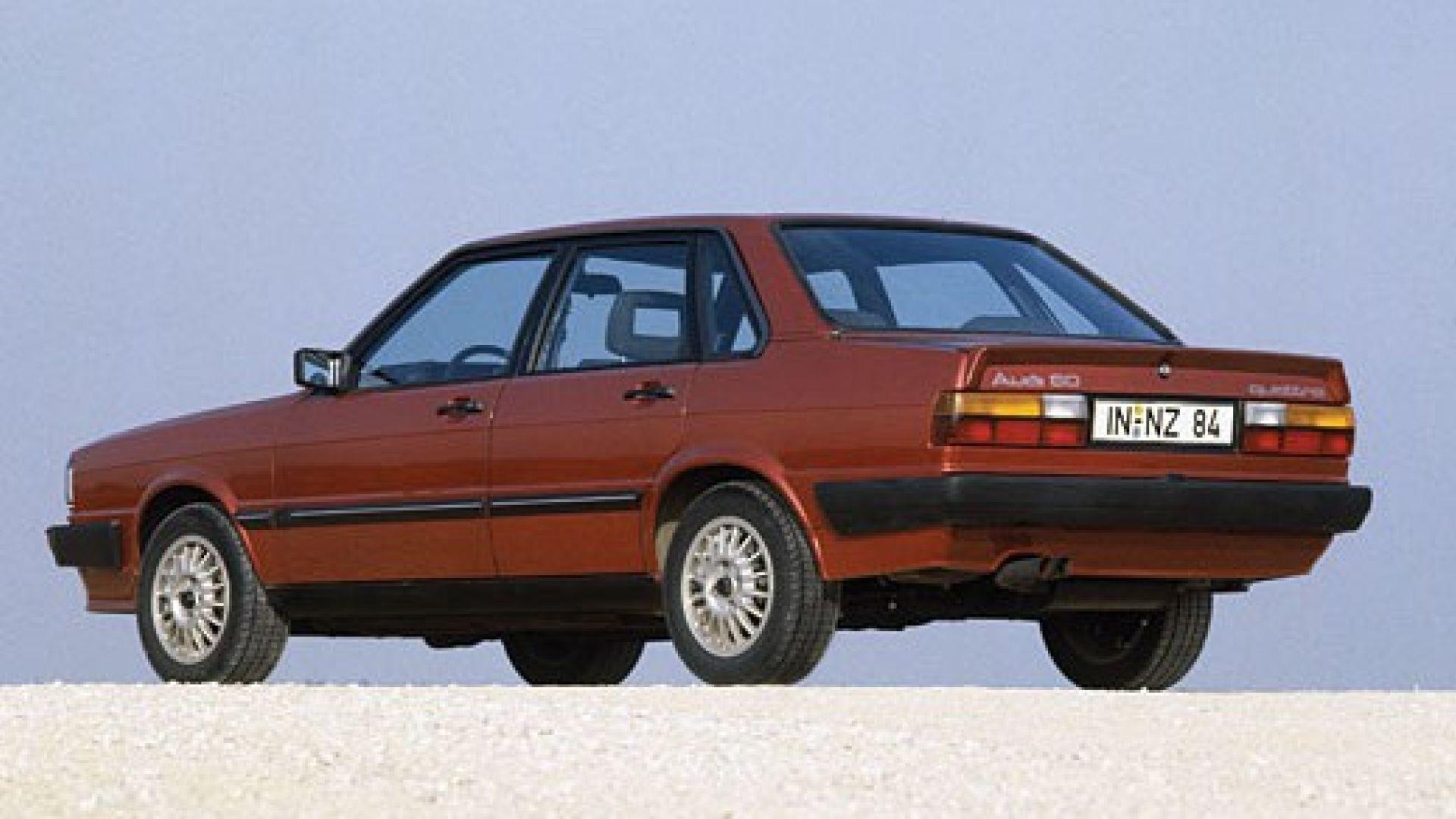 Immagine 32: Audi, la vera storia della quattro