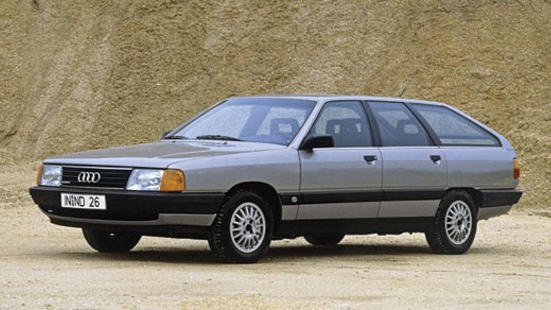 Immagine 34: Audi, la vera storia della quattro