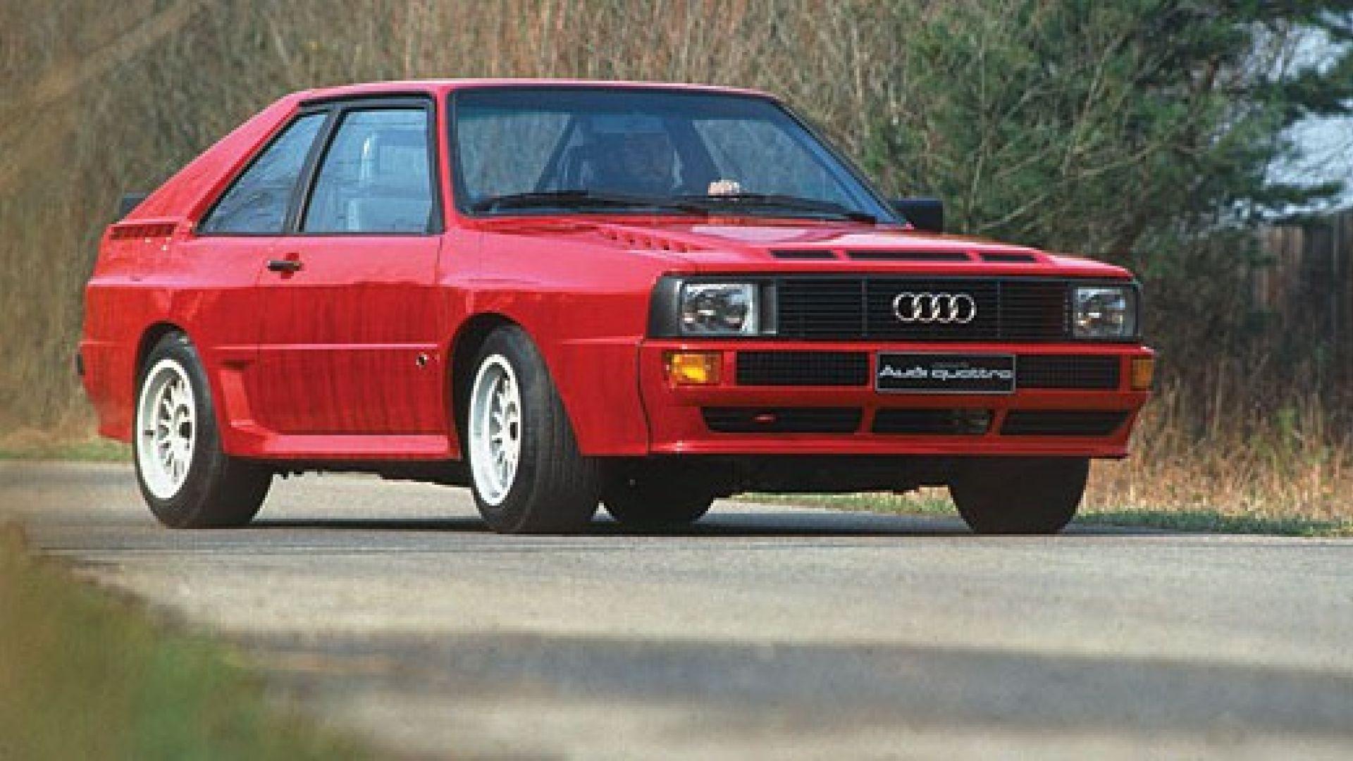 Immagine 36: Audi, la vera storia della quattro