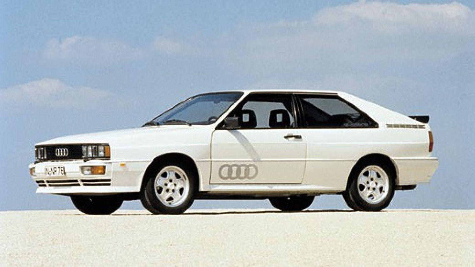 Immagine 37: Audi, la vera storia della quattro