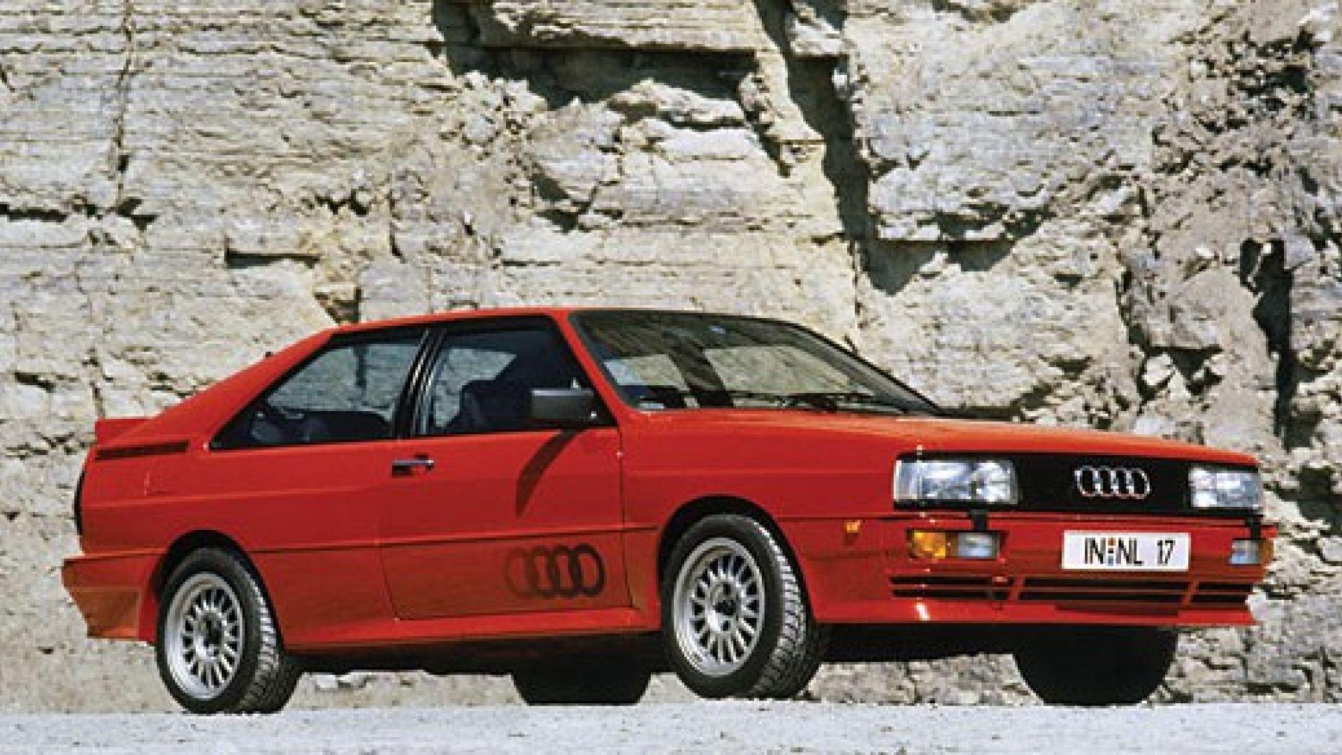 Immagine 38: Audi, la vera storia della quattro