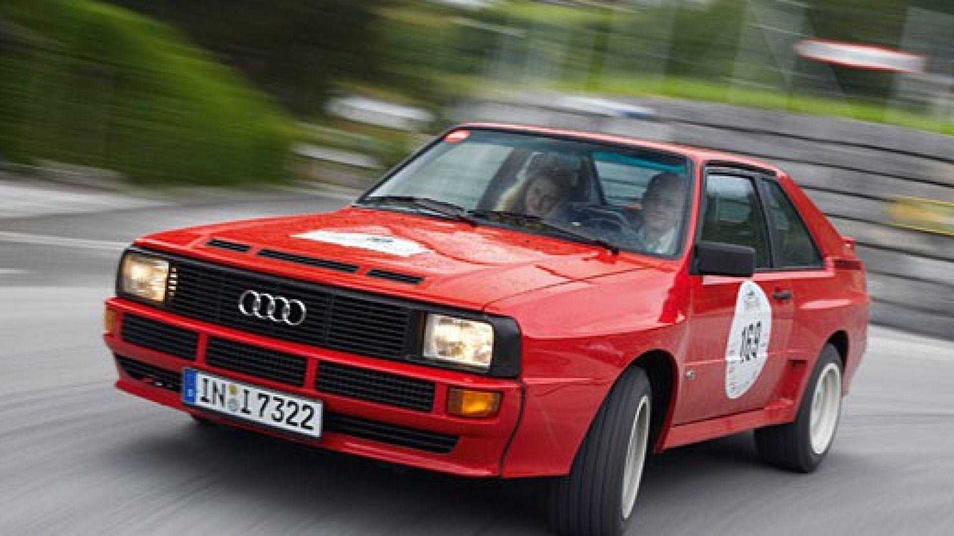 Immagine 39: Audi, la vera storia della quattro