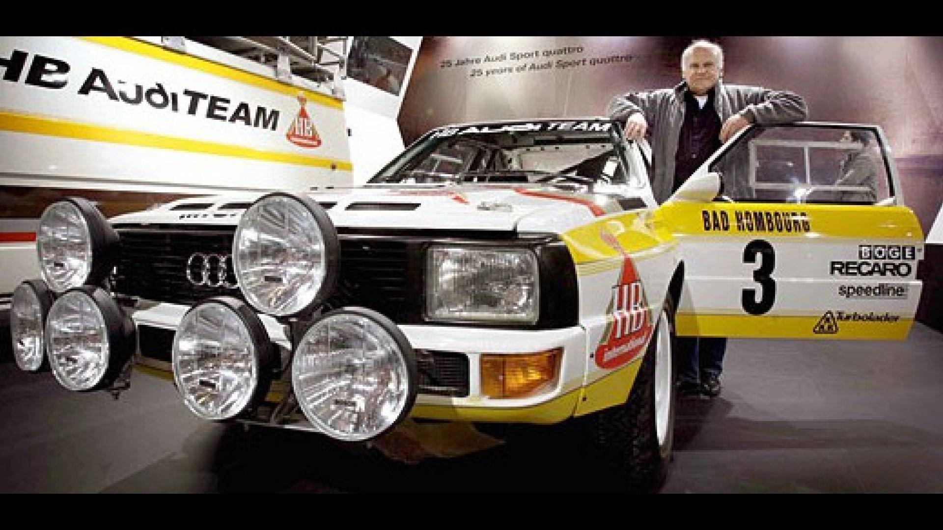 Immagine 40: Audi, la vera storia della quattro