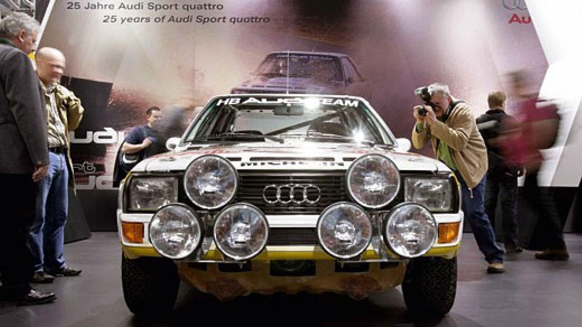 Immagine 41: Audi, la vera storia della quattro