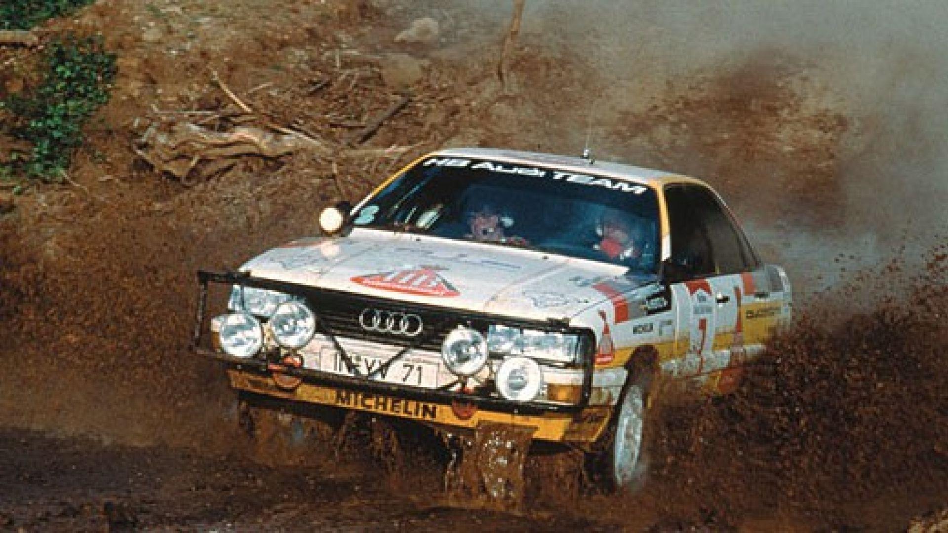 Immagine 42: Audi, la vera storia della quattro