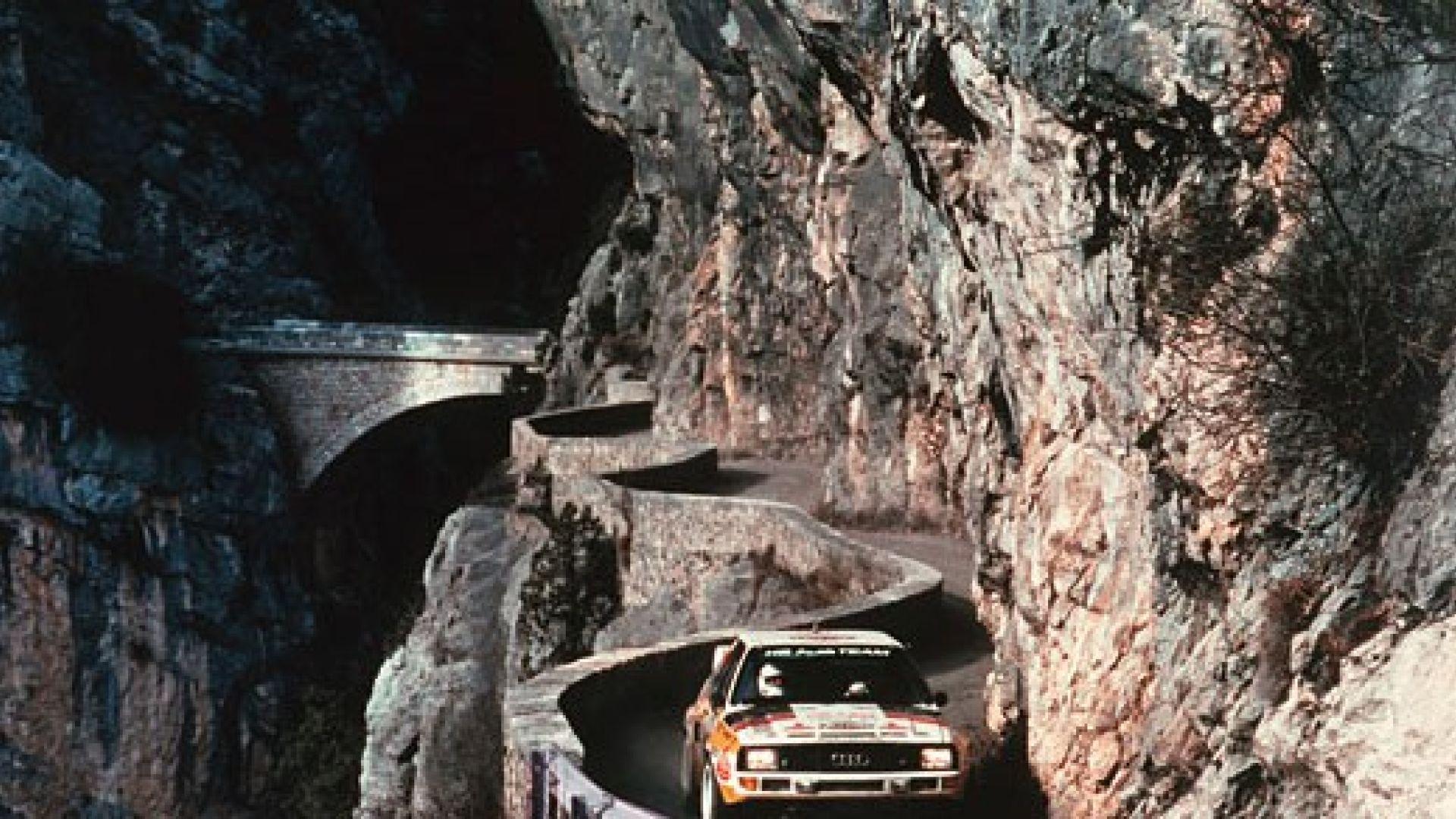 Immagine 43: Audi, la vera storia della quattro