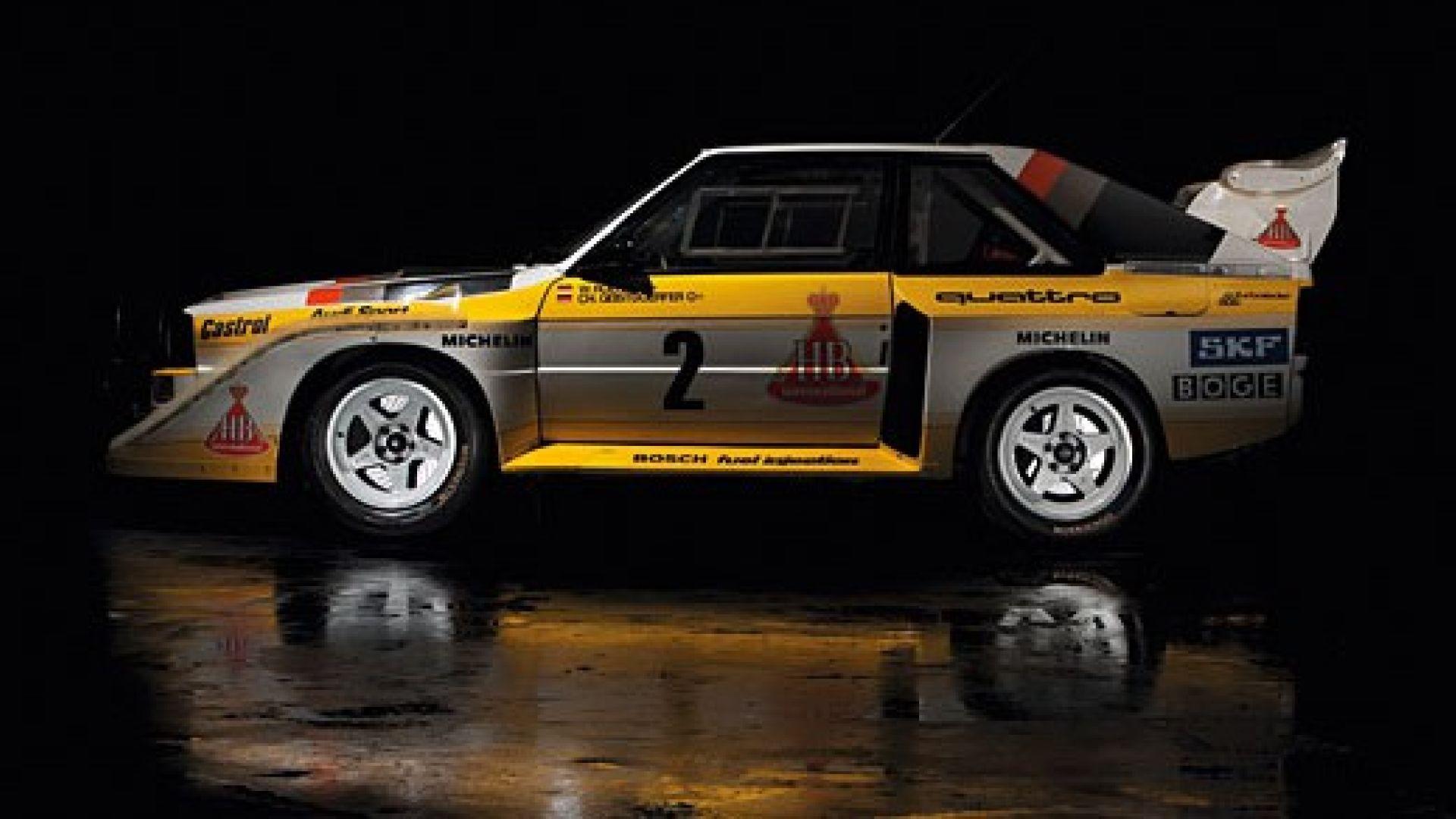 Immagine 44: Audi, la vera storia della quattro