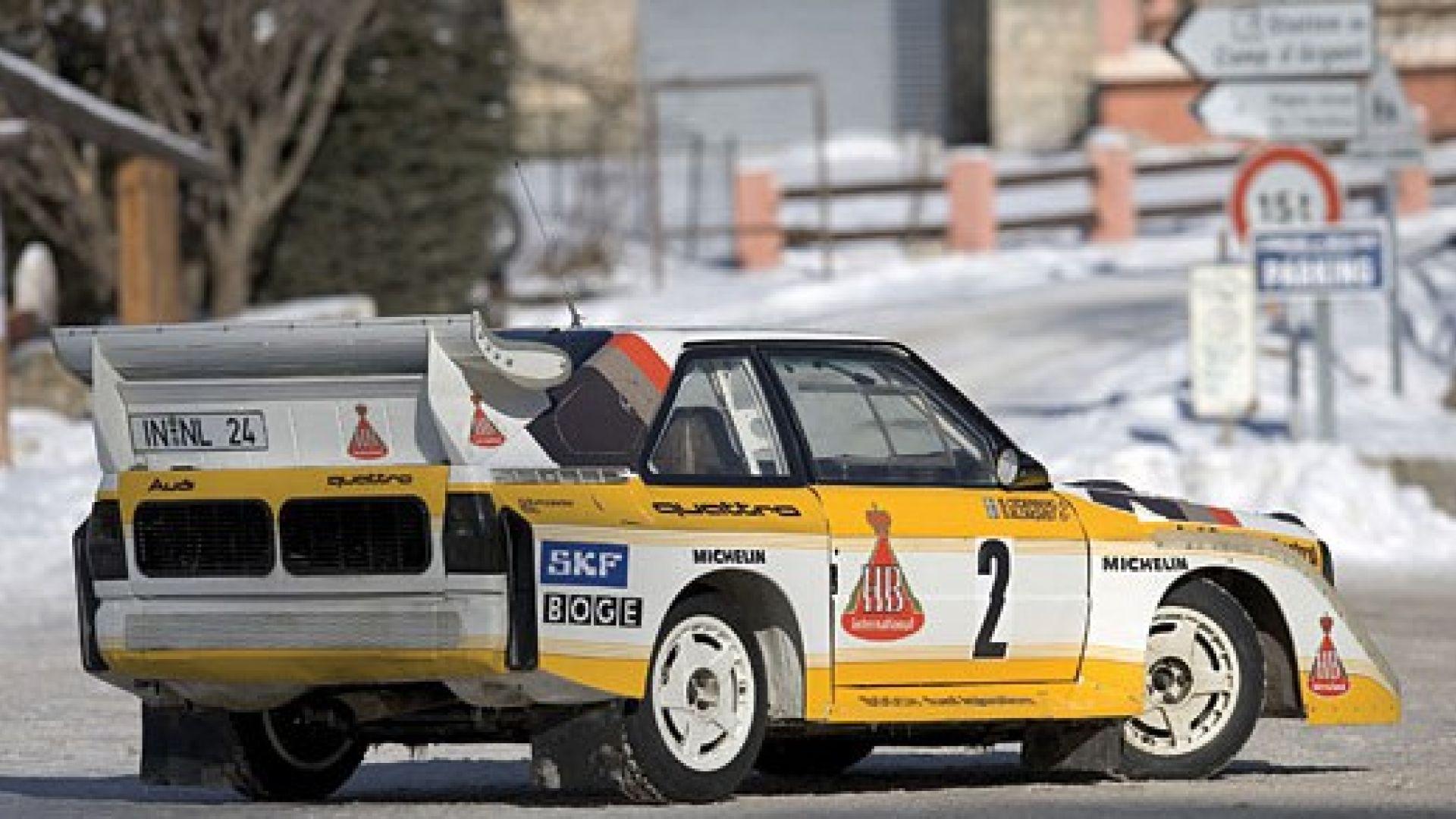 Immagine 45: Audi, la vera storia della quattro