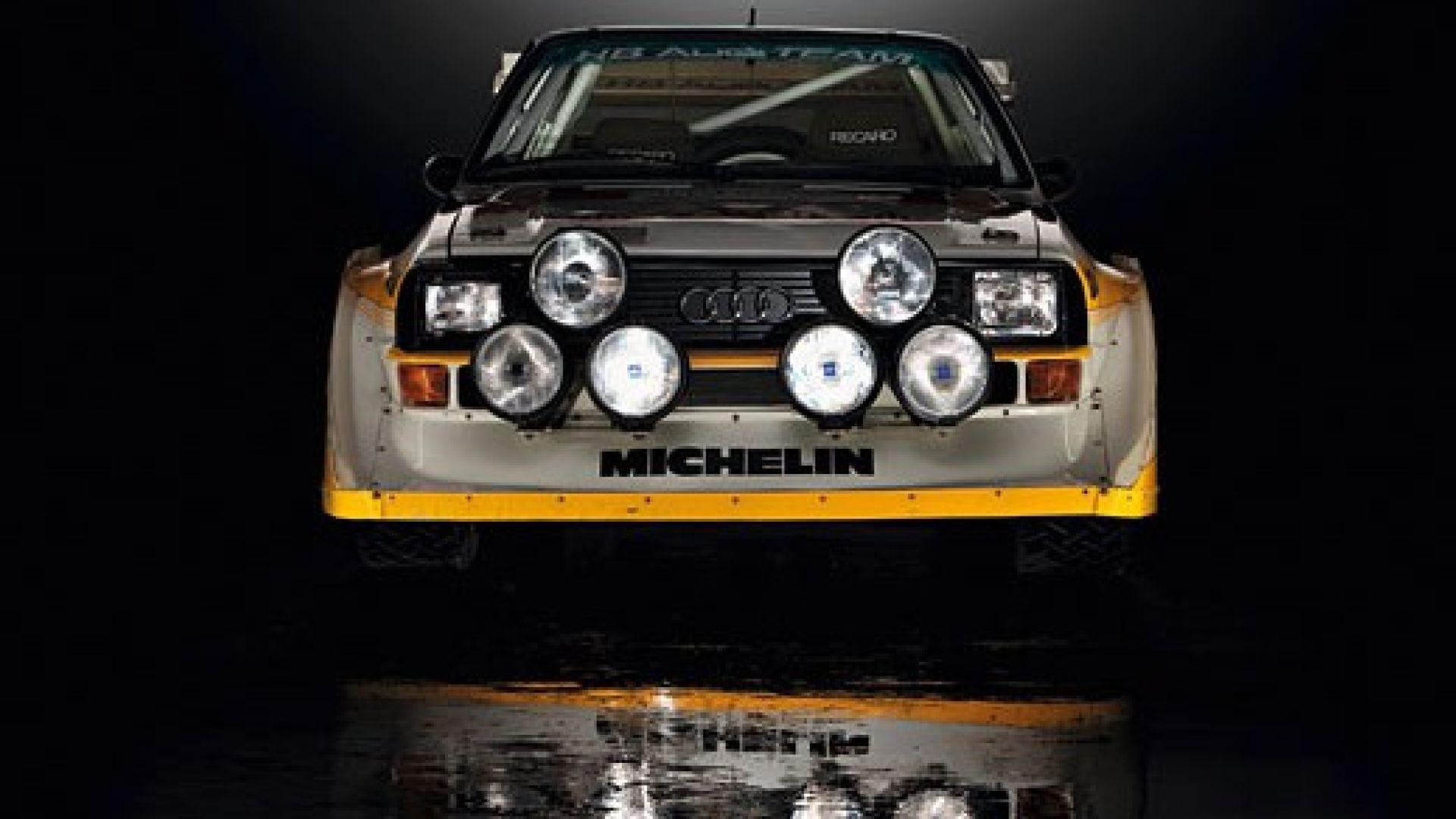 Immagine 47: Audi, la vera storia della quattro