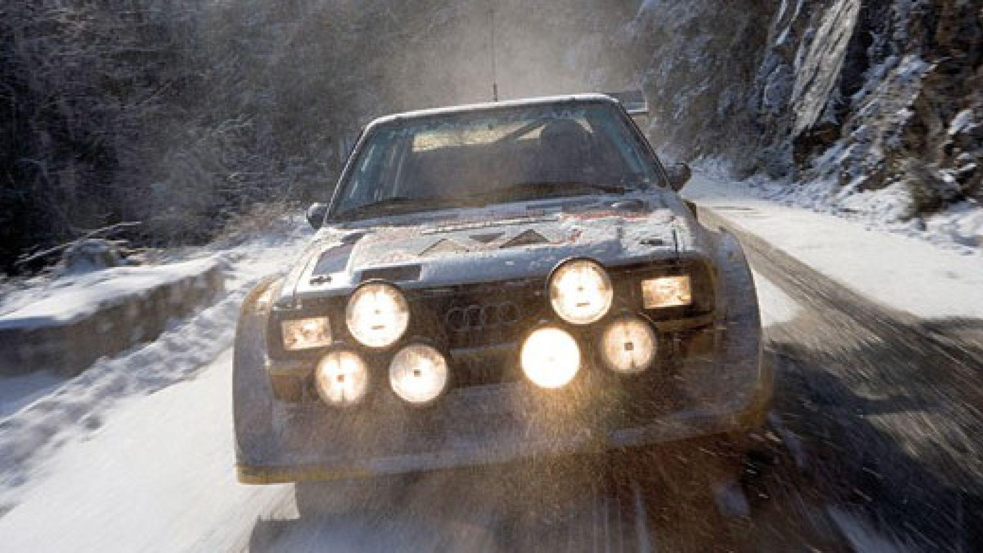 Immagine 48: Audi, la vera storia della quattro