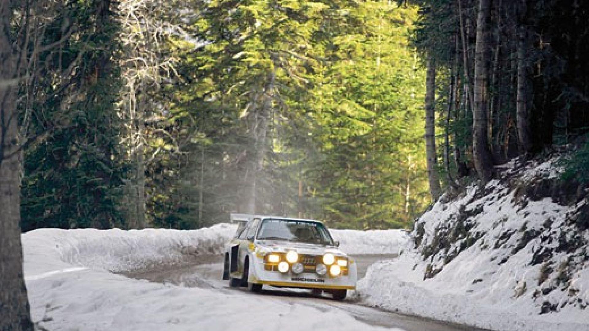Immagine 49: Audi, la vera storia della quattro