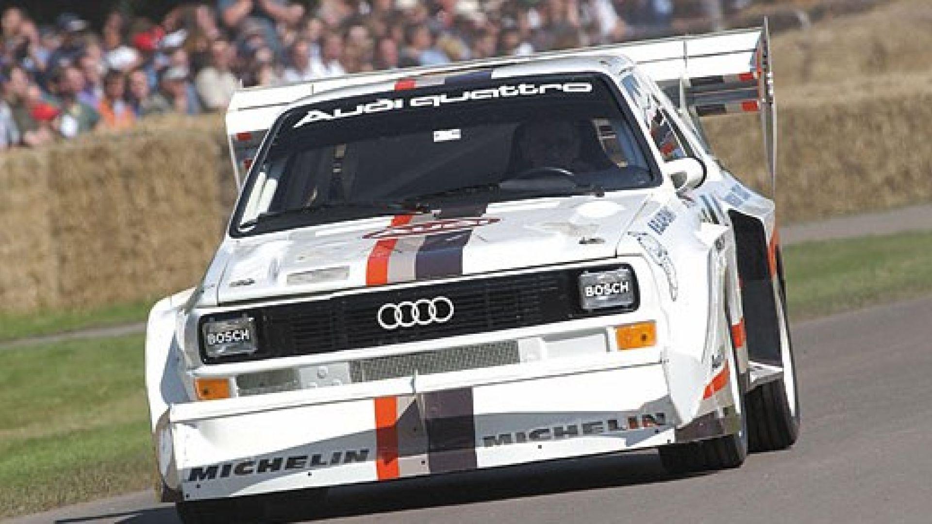Immagine 52: Audi, la vera storia della quattro