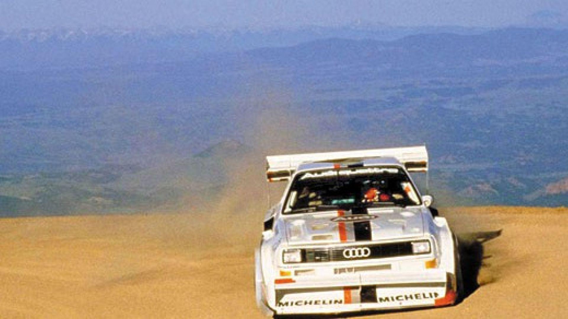 Immagine 53: Audi, la vera storia della quattro
