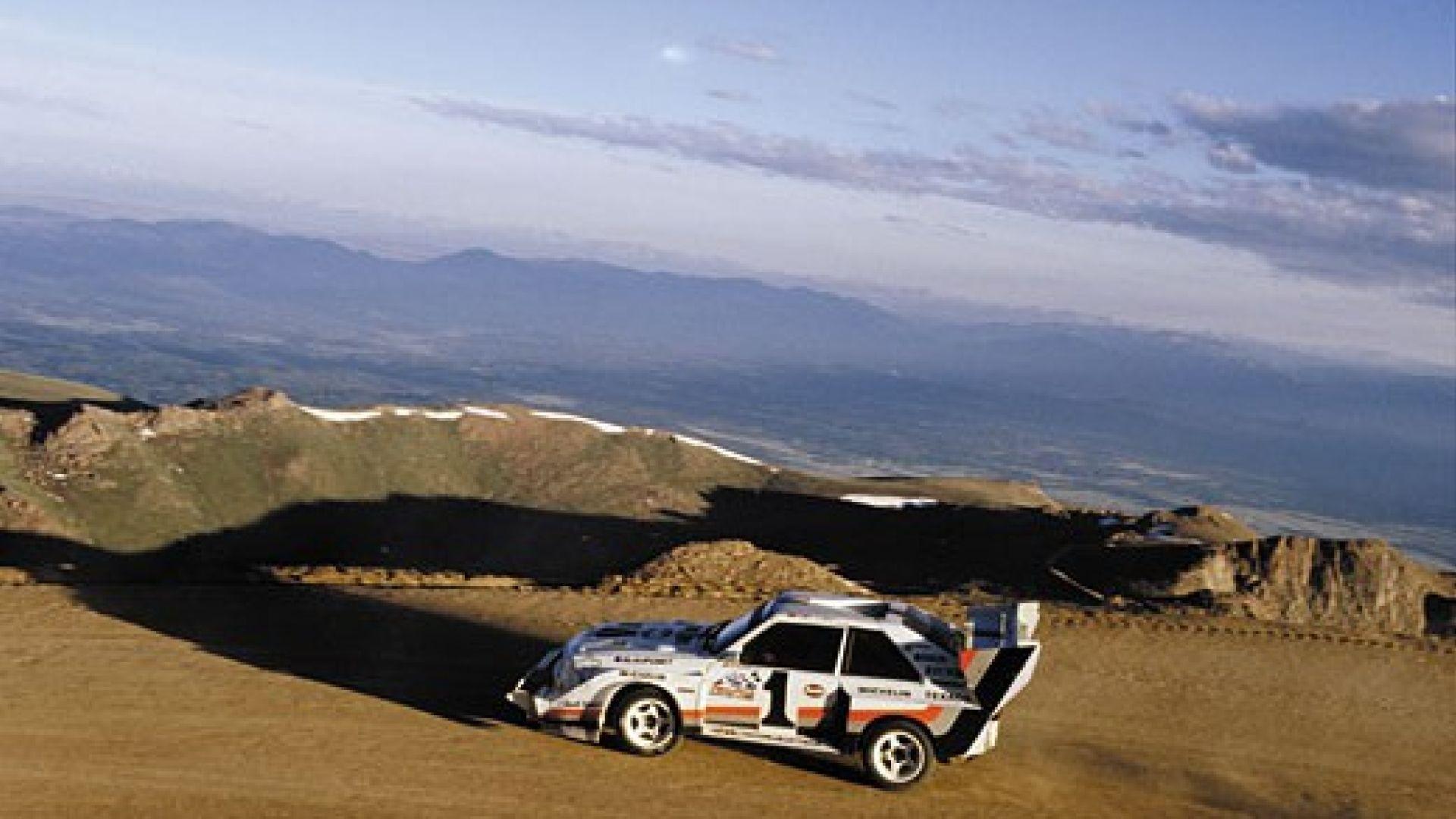 Immagine 54: Audi, la vera storia della quattro