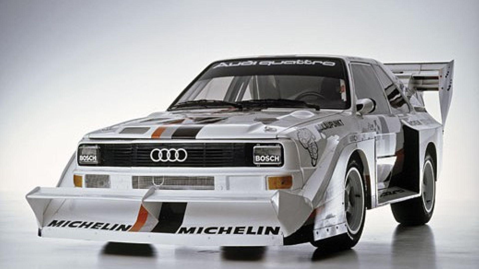 Immagine 55: Audi, la vera storia della quattro