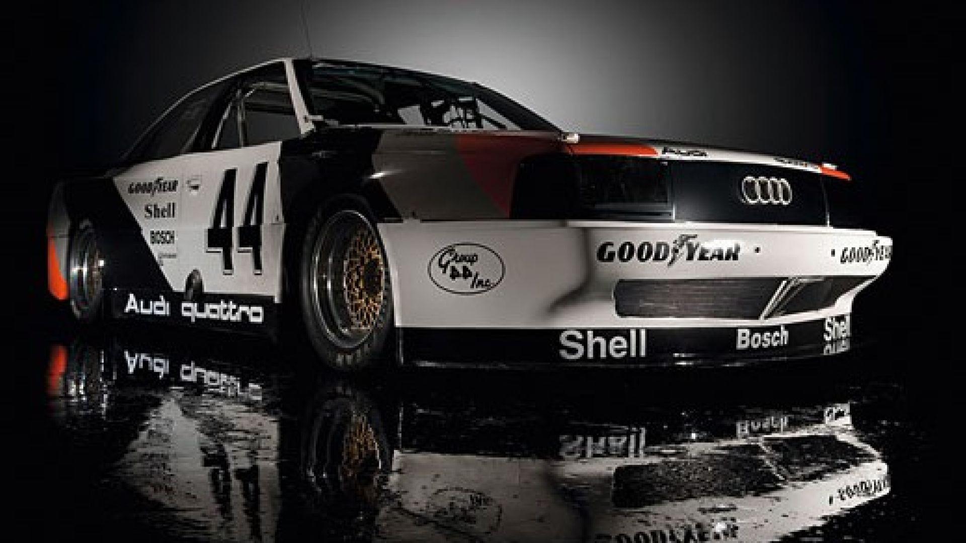 Immagine 56: Audi, la vera storia della quattro