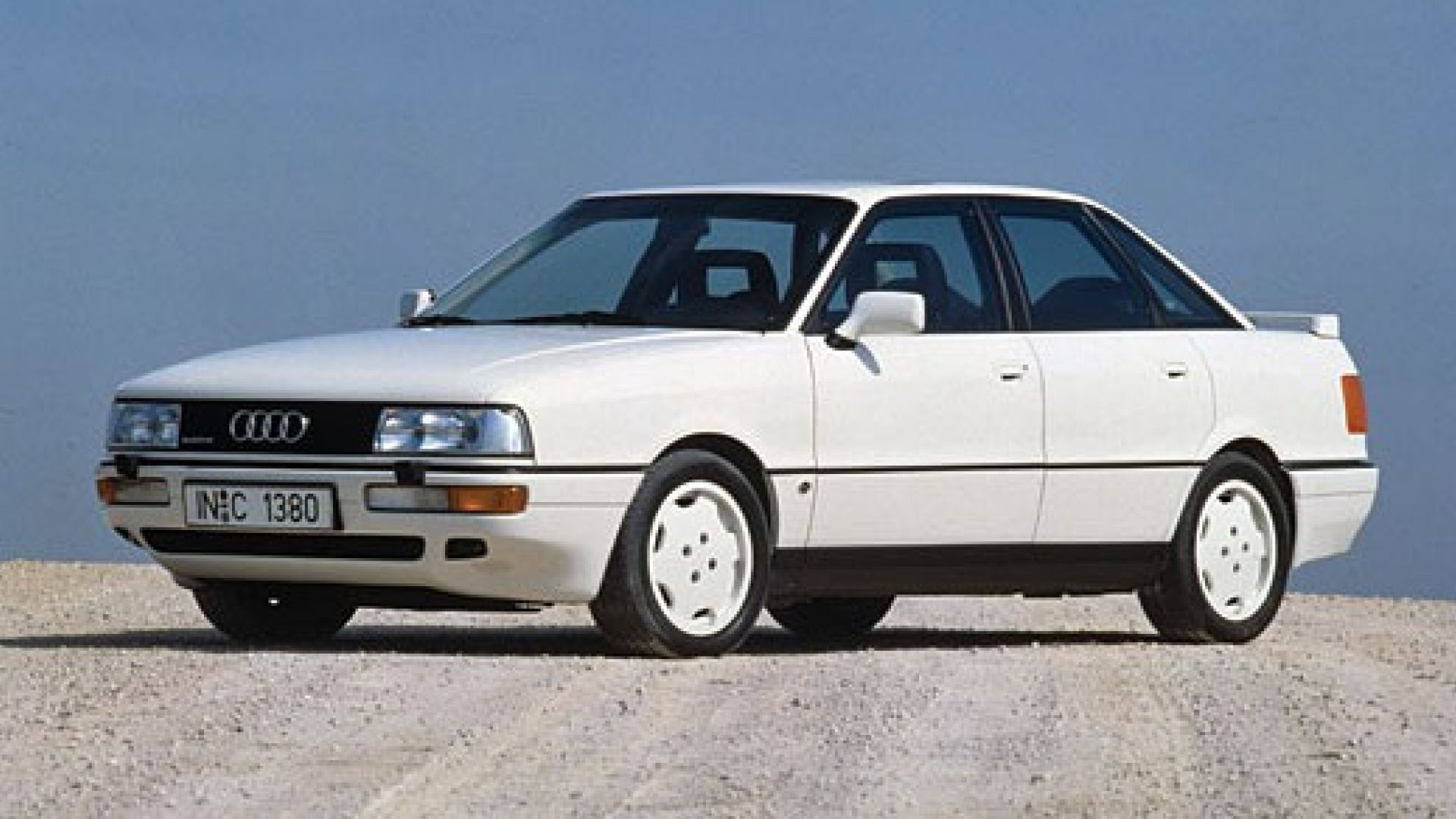 Immagine 57: Audi, la vera storia della quattro