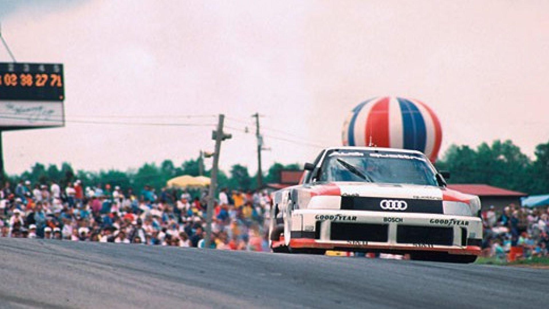 Immagine 58: Audi, la vera storia della quattro