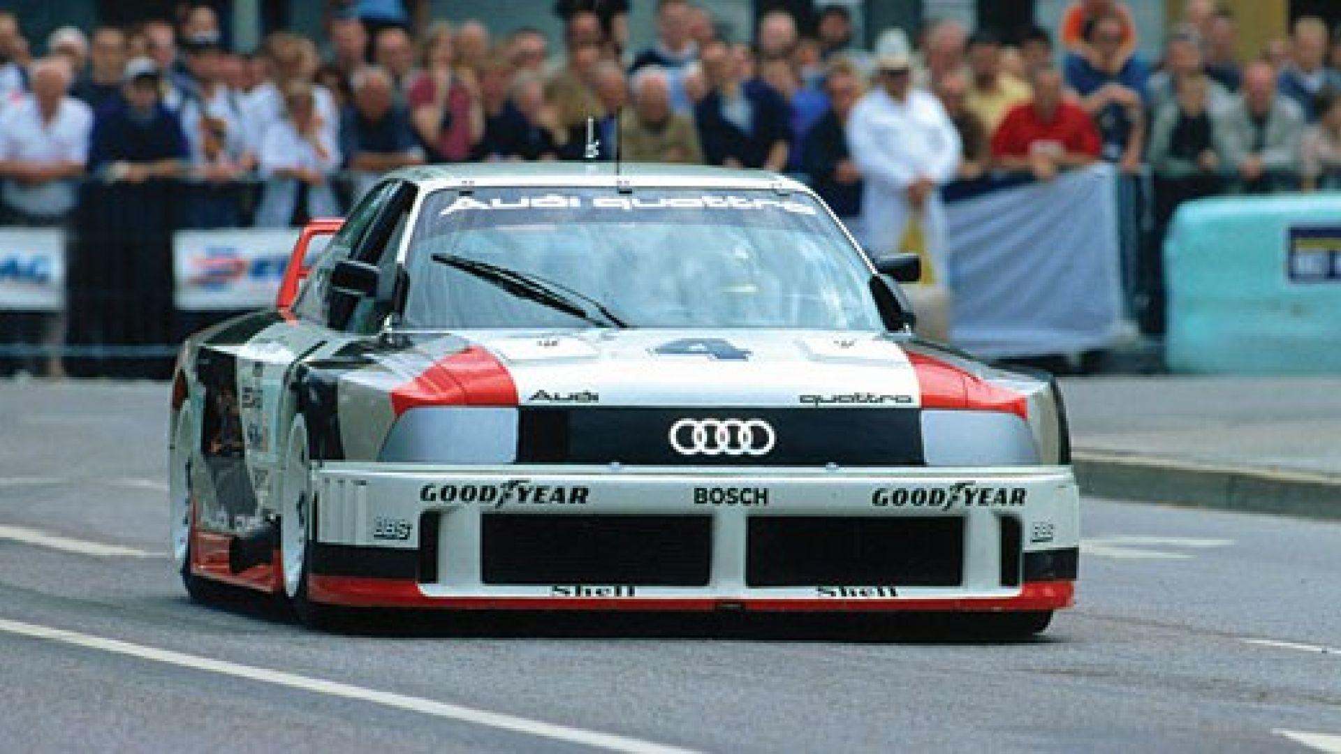 Immagine 59: Audi, la vera storia della quattro