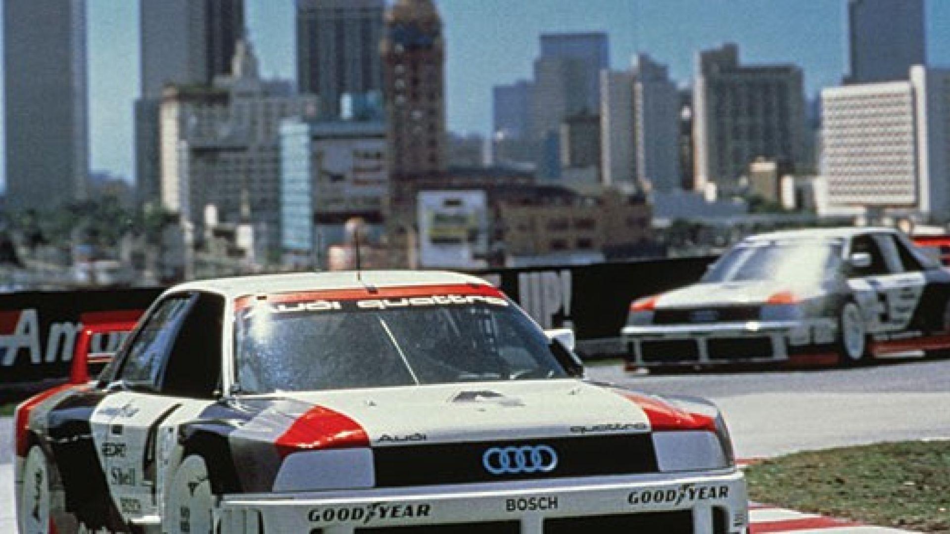 Immagine 60: Audi, la vera storia della quattro
