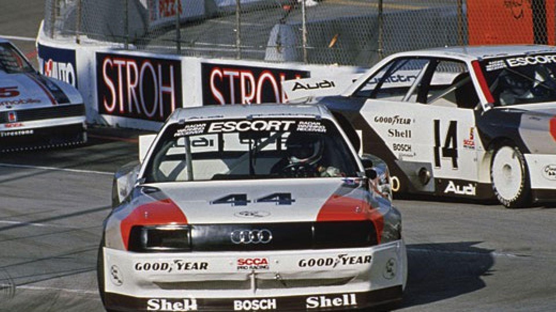 Immagine 61: Audi, la vera storia della quattro